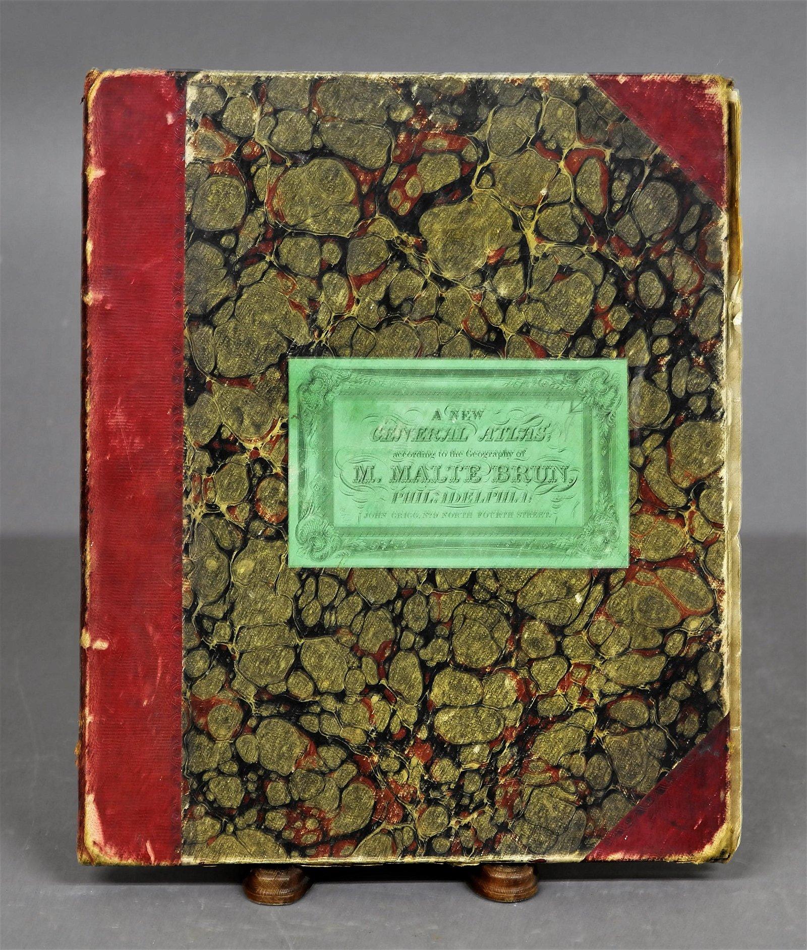 M. Malte-Brun Mapbook