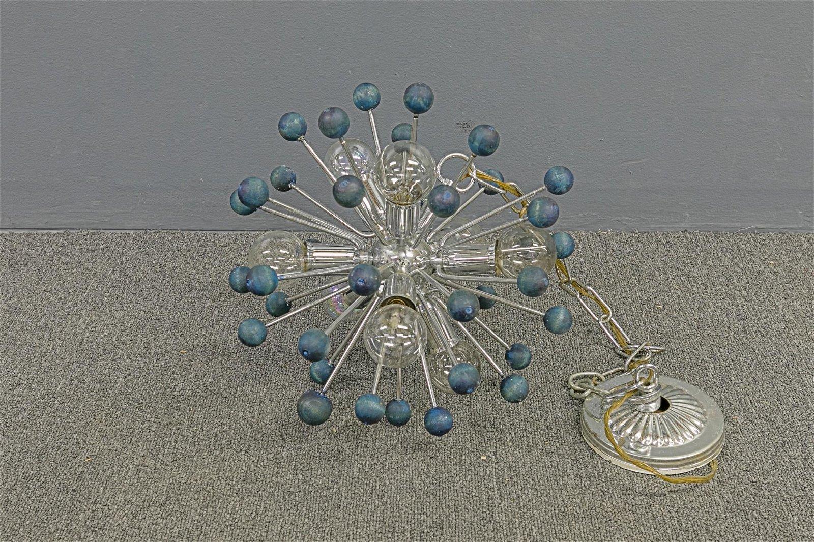 Sputnik Ball Chandelier