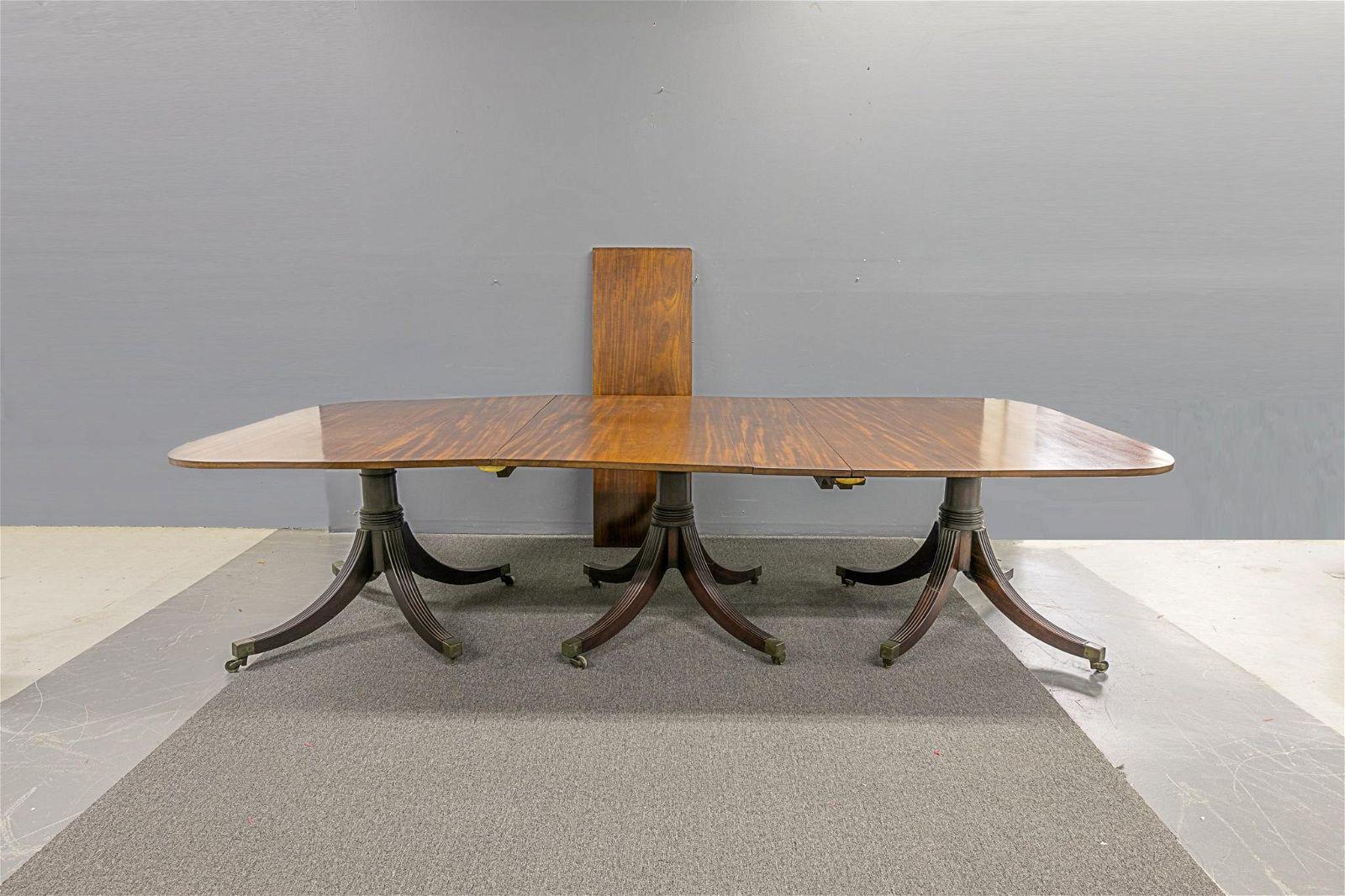 Georgian Banquet Table