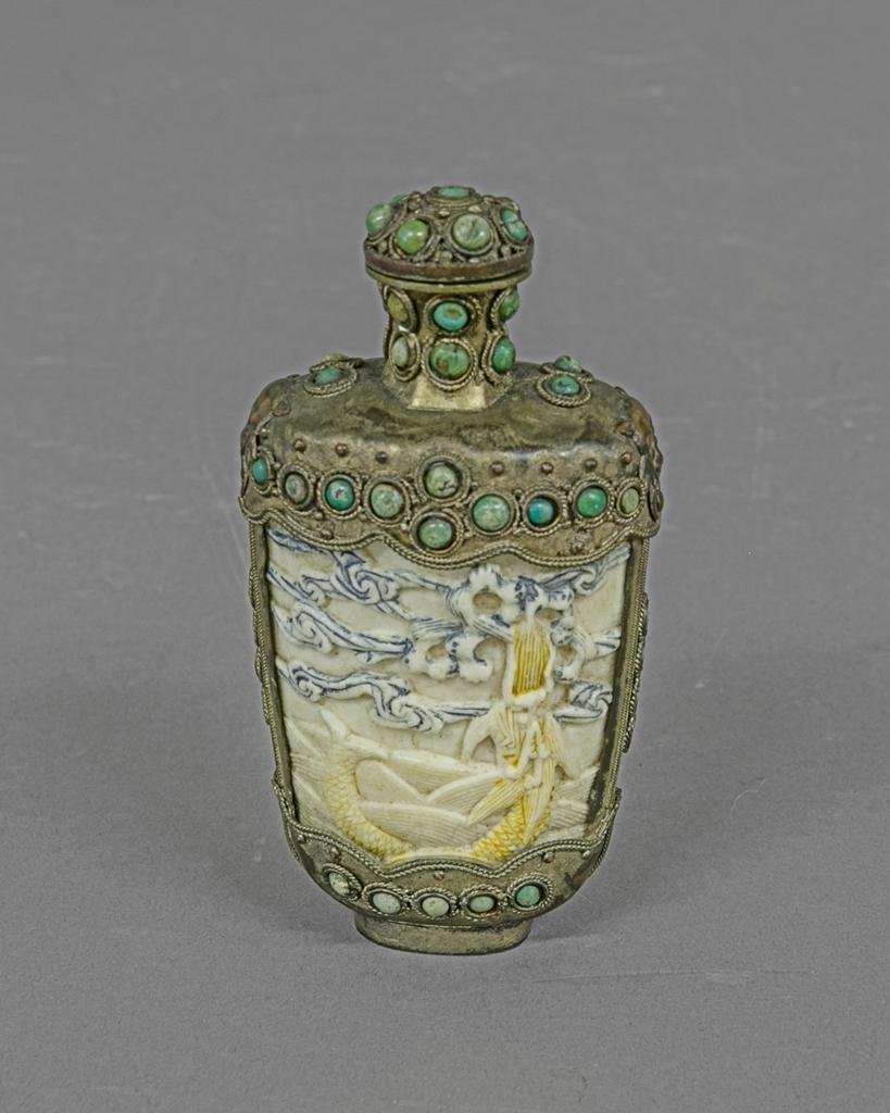 Tibetan Snuff Bottle