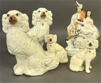Staffordshire Spaniels