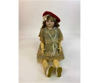 Rare Bebe Bru 10 French Doll