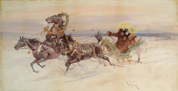 230: Thulstrup, Bror Thure de [American, 1848-1930] il