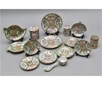 Rose Medallion Porcelain