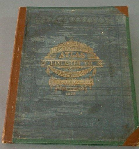 62: New Historical Atlas of Lancaster Co., Pennsylvani