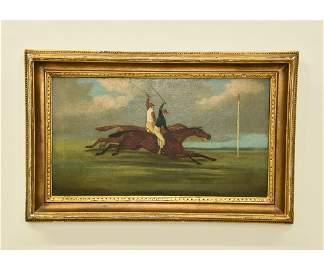 John Nast Sartorius Oil on Canvas