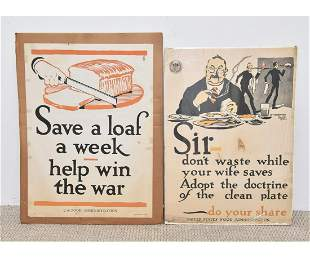 Posters - World War I