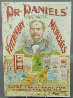 16: Dr. Daniel's Warranted Veterinary Medicines painte