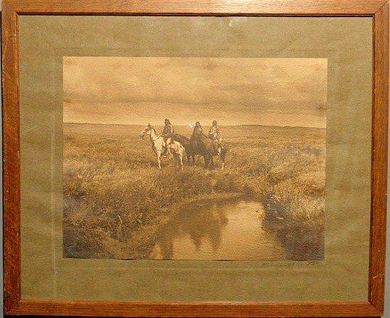 139: Curtis, Edward Sheriff [American, 1868-1952] rare