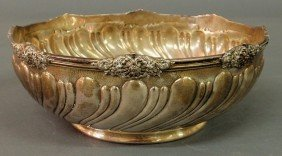 Tiffany & Co. Sterling Silver Bowl, C.1900, With A