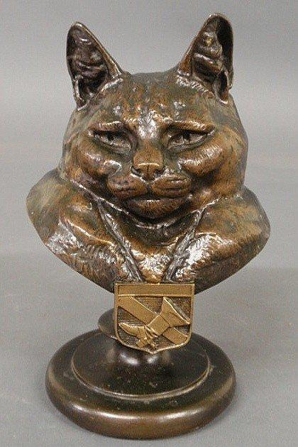 22: Fremiet, Emmanuel [French, 1824-1910] cast bronze