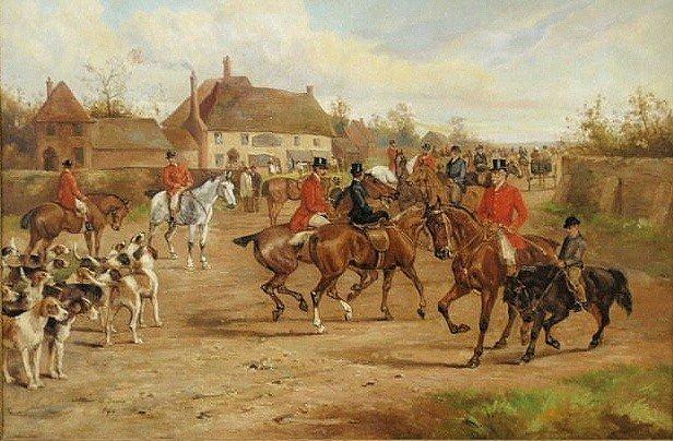 289: Davis, Arthur Alfred [UK, active 1877-1905] large