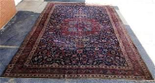 7B Palace size Persian IndoKashan oriental carpet wit