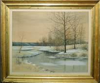 Senseman, Raphael [American/New Jersey, 1870-1965] goua