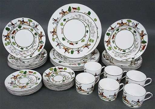 Set of Wedgwood \