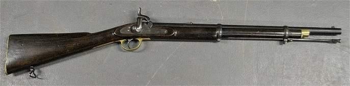 Model 1858 Enfield artillery musketoon made by Barnett