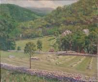 Ralph D. Dunkelberger [Pennsylvania 1894 – 1965], oil
