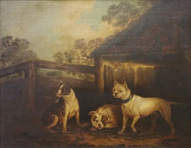 Chalon, Henry Bernard [England 1770 - 1849]