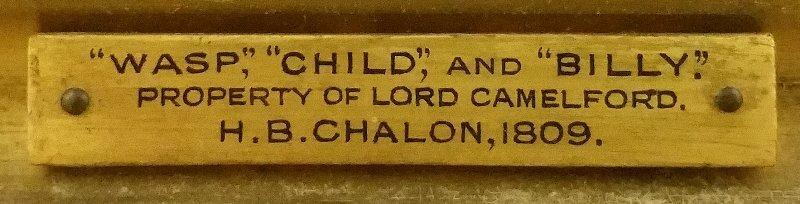 Chalon, Henry Bernard [England 1770 - 1849] - 3