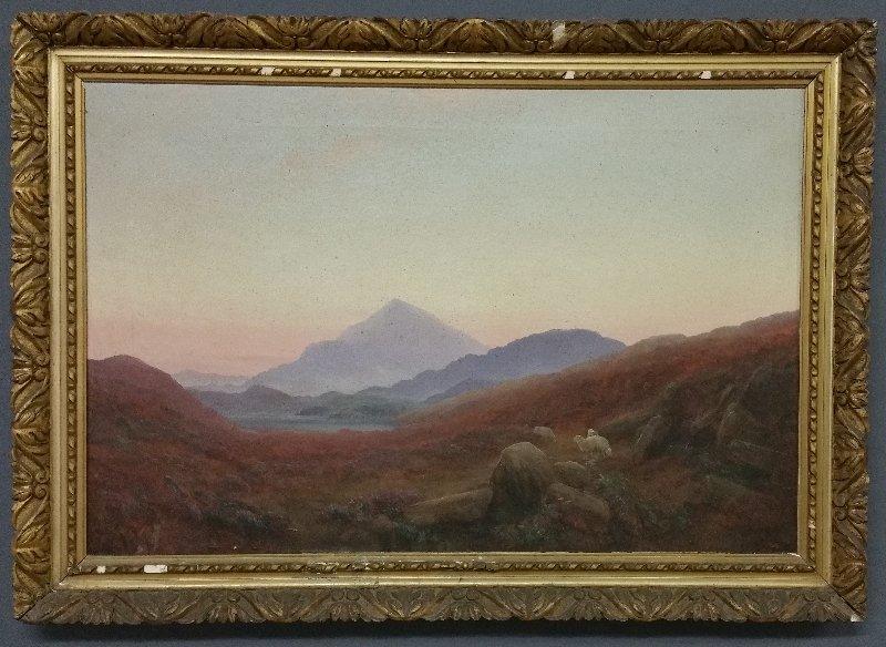 Finchett, Thomas [England, 19th/20th century], oil on - 2