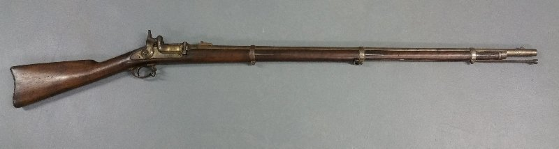 Needham conversion of model 1861 Springfield musket,