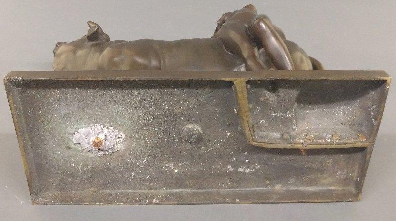 E. Schmidt-Kestner [Germany, 1877-1941] bronze - 2
