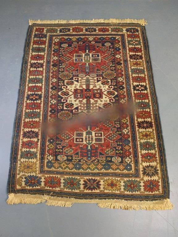 Caucasian mat