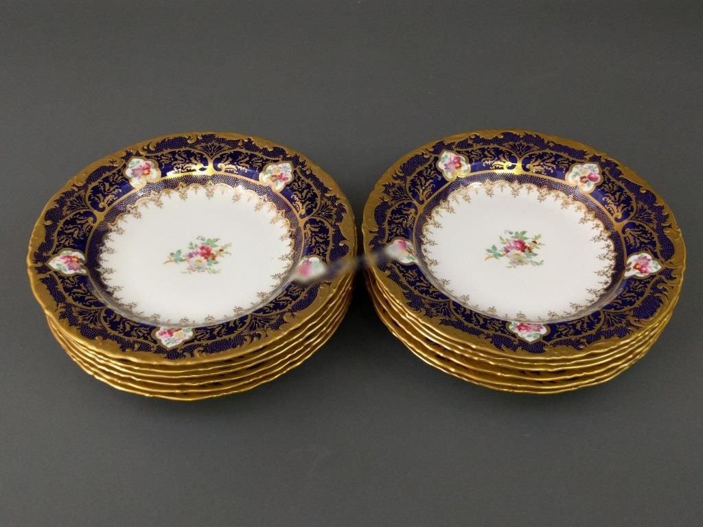 Wedgwood service bowls