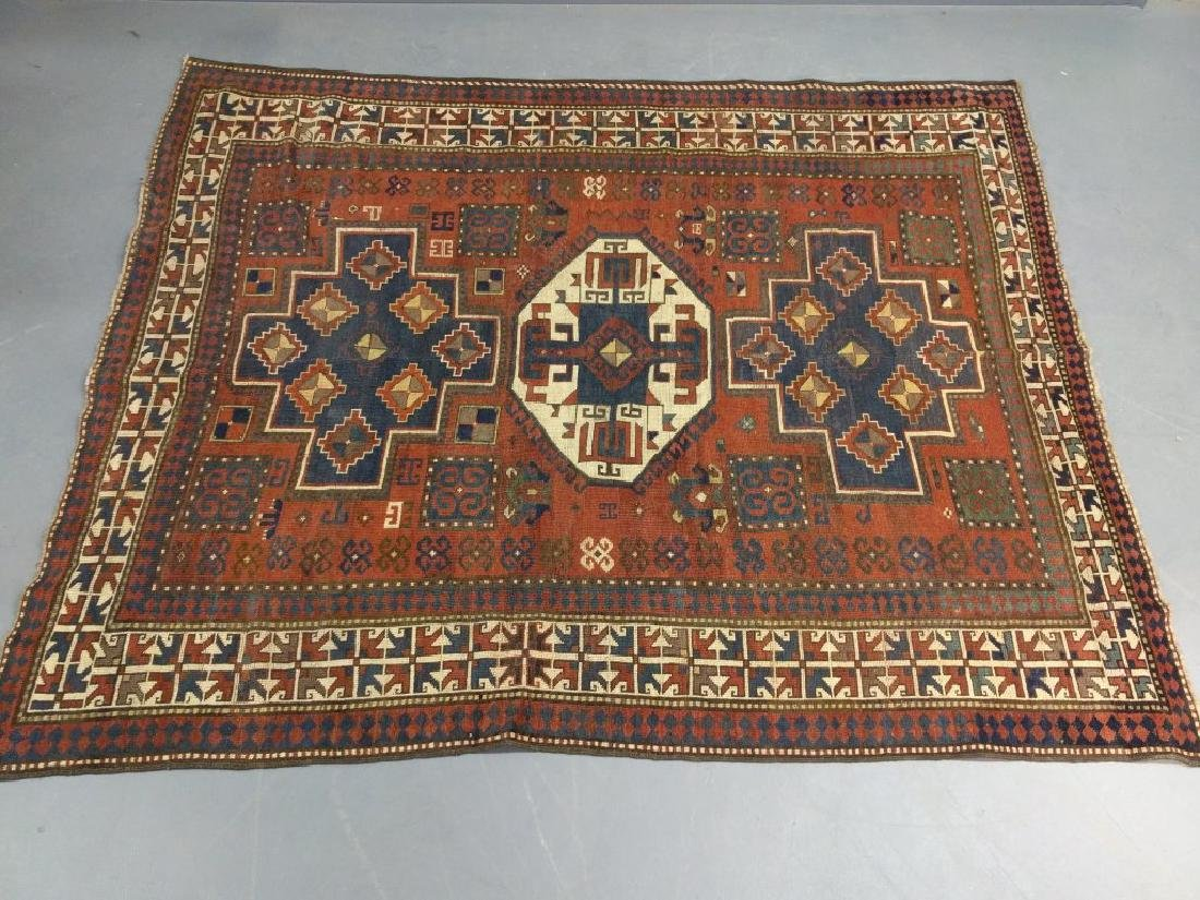 Large Kazak carpet