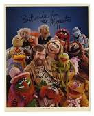 """Jim Henson """"The Muppets"""" Signed Photo."""