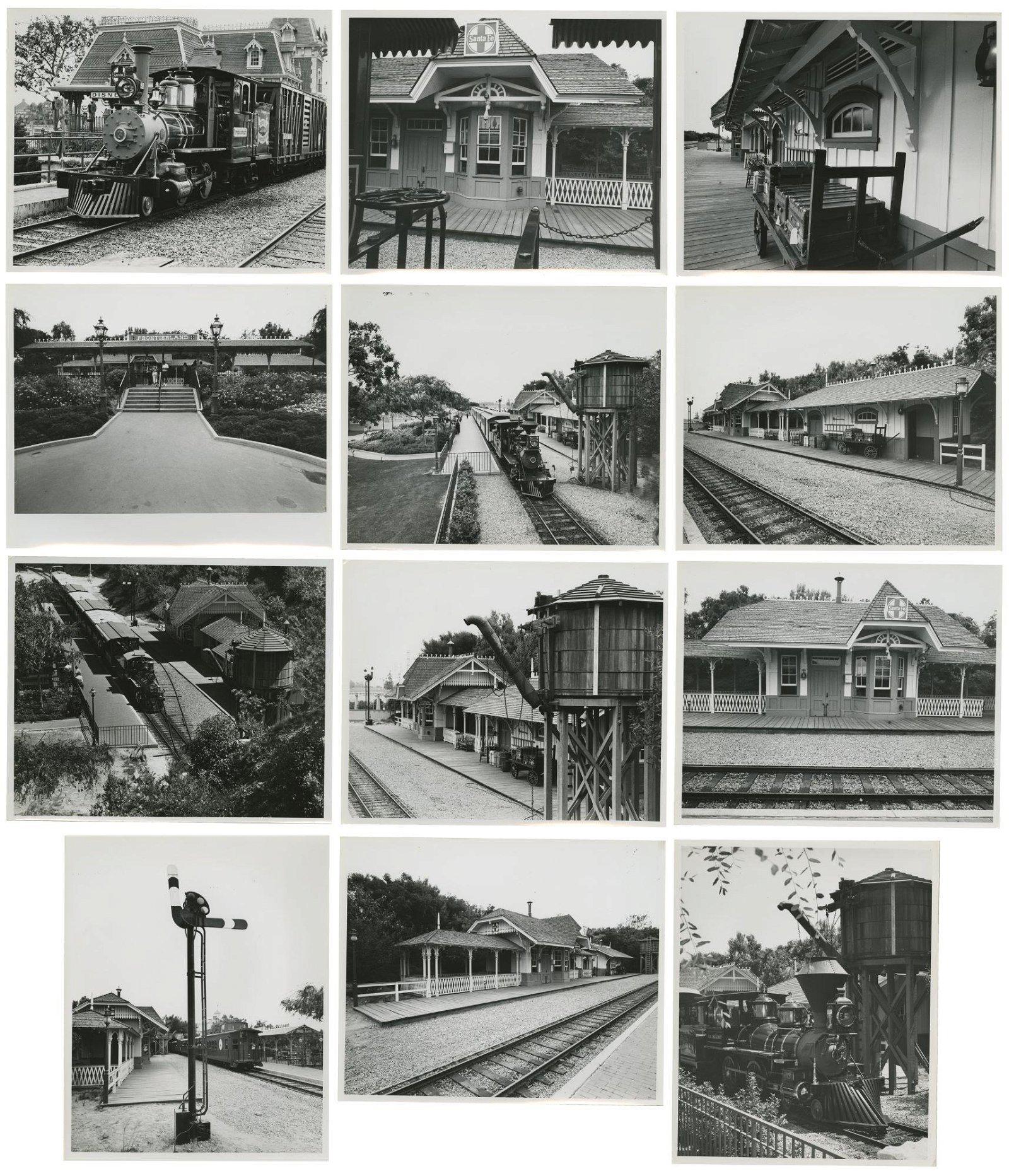 0018 Disneyland Railroad