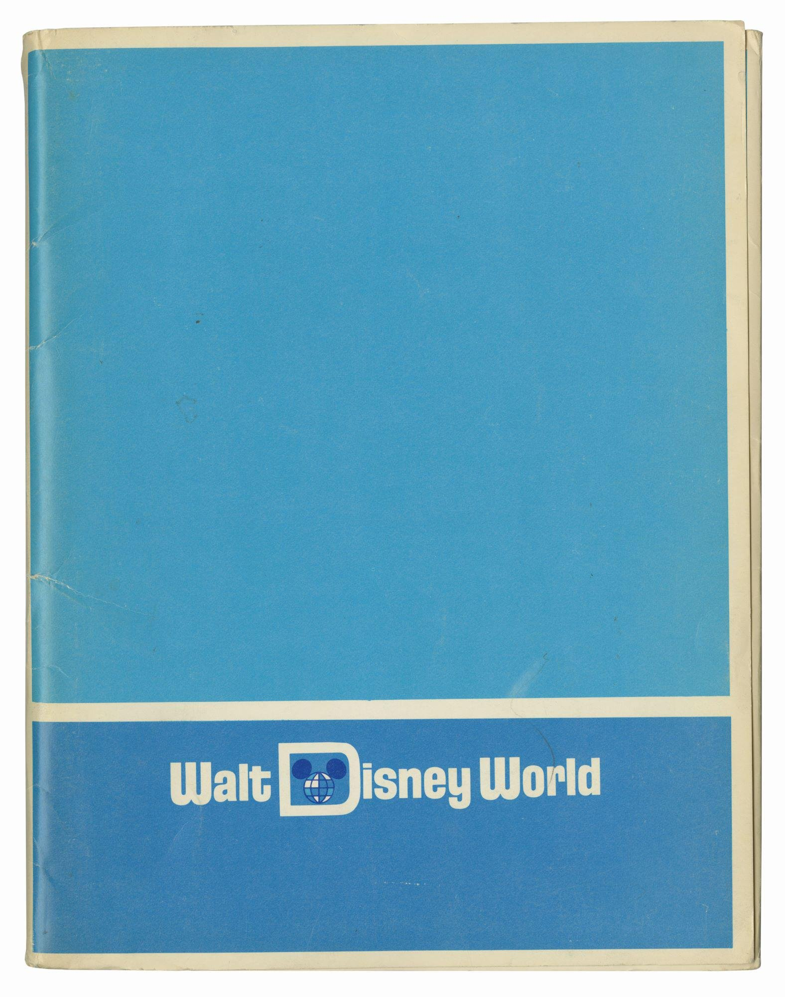 Walt Disney World Press Kit.