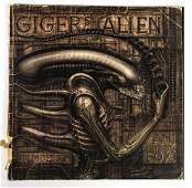 """Giger's Alien"" Behind-the-Scenes Book."