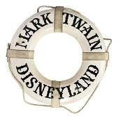 Mark Twain Life Preserver.