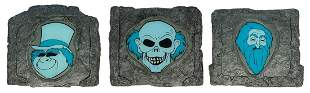 Haunted Mansion Hitchhiking Ghost Stepping Stones