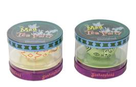 Mad Tea Party Limited Edition Teacups and Saucers.