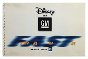 General Motors Fast Track Concept Pitch Book