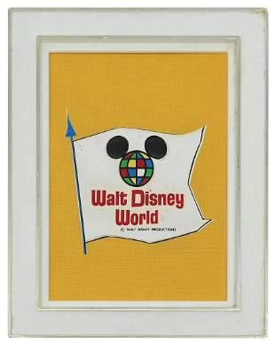 Walt Disney World Souvenir Frame gift