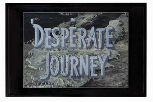Desperate Journey Original Title Background Artwork.