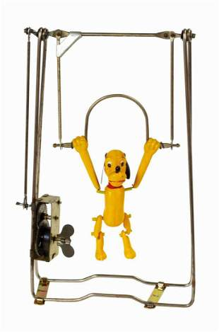 Pluto Acrobat Wind-Up Toy.