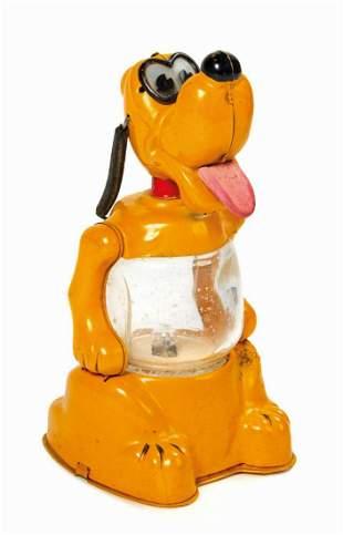 Pluto Tin Toy Lantern.