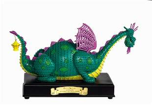 Main Street Electrical Parade Pete's Dragon Figure.