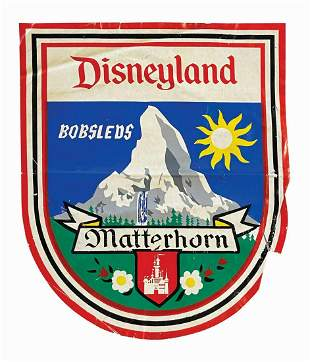 Matterhorn Park-Used Vehicle Decal.