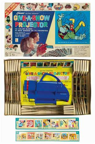 Give-A-Show Projector in Box.