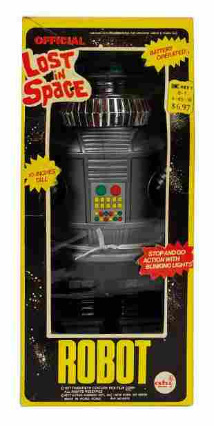 Lost in Space Robot Electronic Toy.