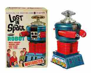 Lost in Space Motorized Robot.