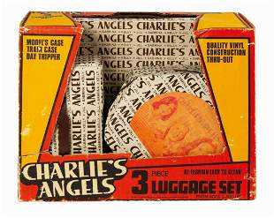 Charlie's Angels Luggage Set