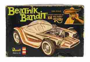 Beatnik Bandit Big Daddy Roth Model Kit.