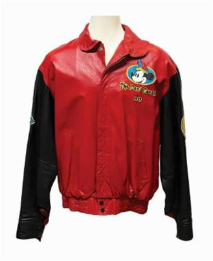 The Band Concert Mickey Mouse Leather Jacket.