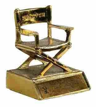 Milt Albright's DGA Awards Dinner Table Favor.